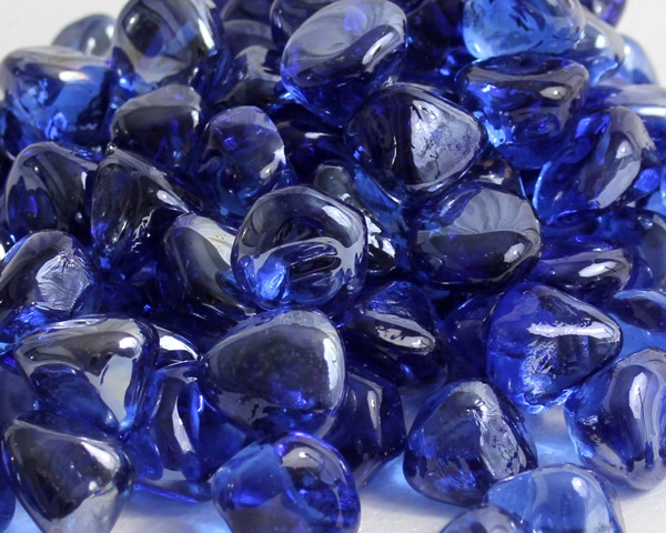 Midnight Blue Luster Zircon