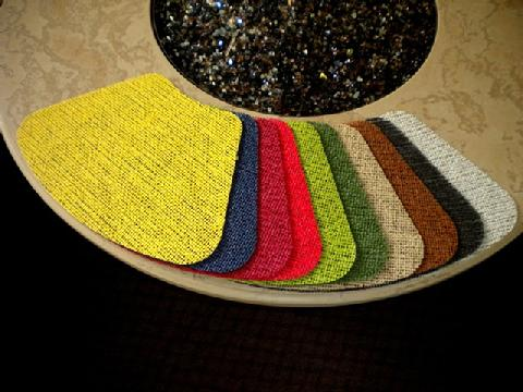 Wedge Fishnet Placemats