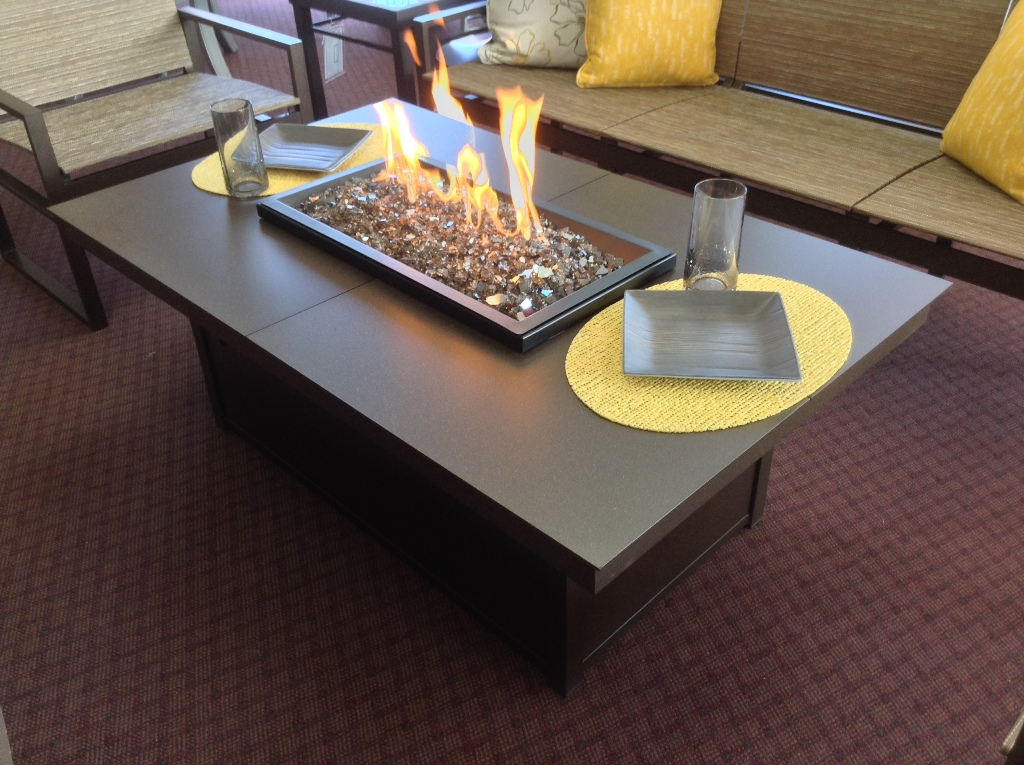 Mode Fire Table