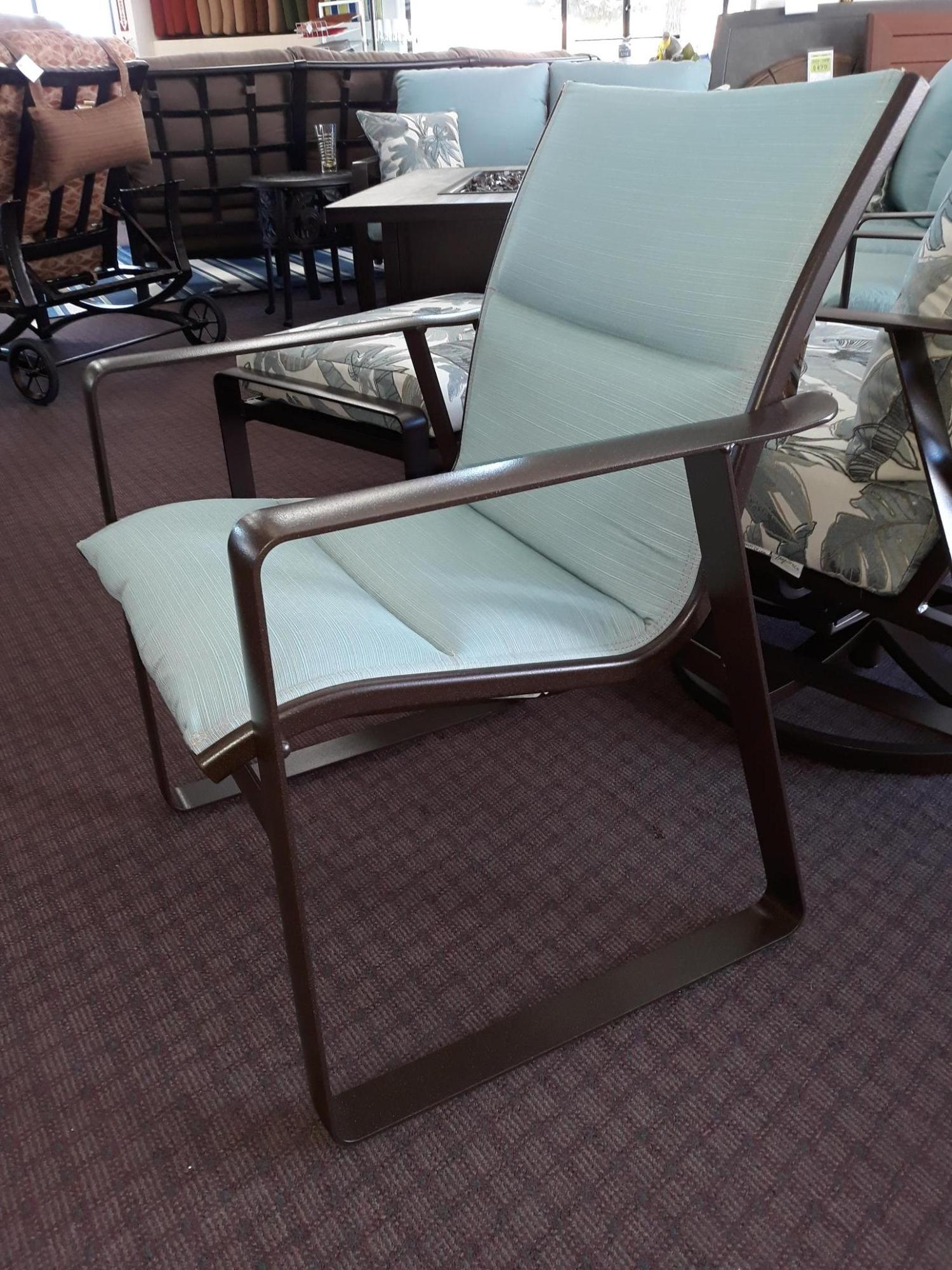 Samba Padded Sling Dining Chair