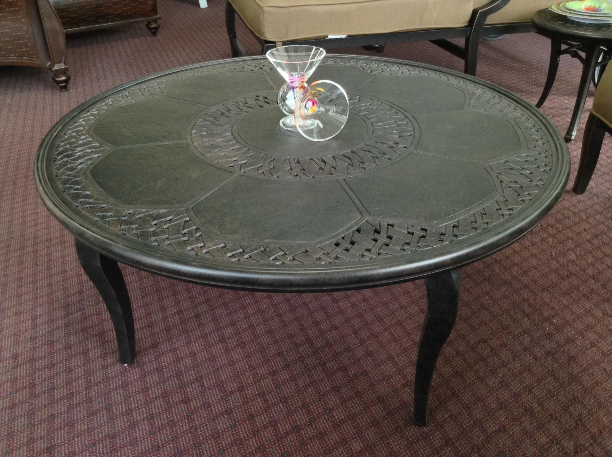 "Terra Bella Round Coffee Table W=42"" L=42"" H=19.25"""