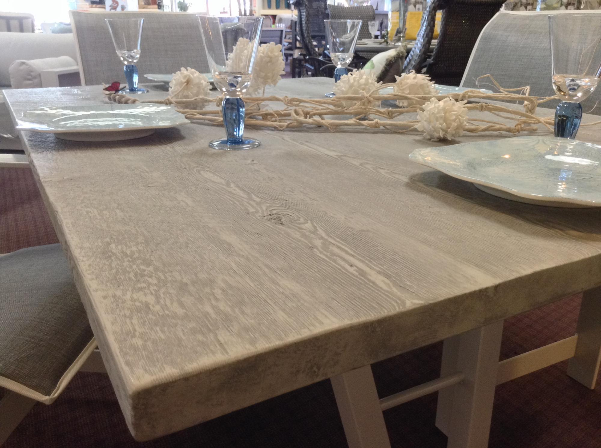 Timber Drift Dining Table Multiple Sizes Available