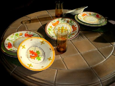 Tuscan Farmhouse Melamine