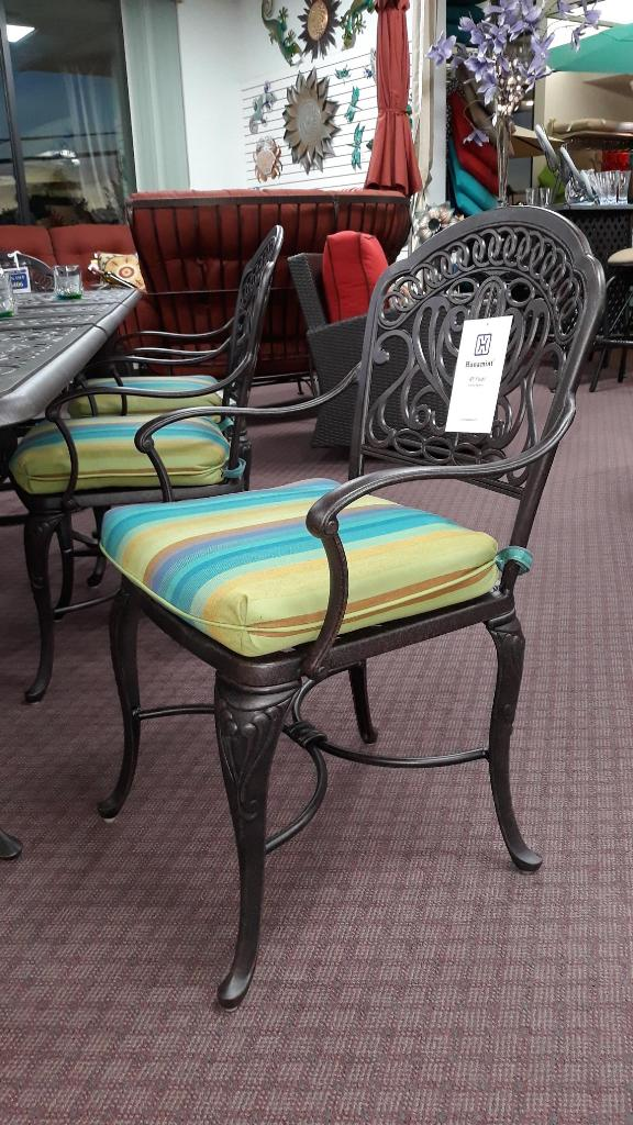 Tuscany Dining Chair with Optional Cushion