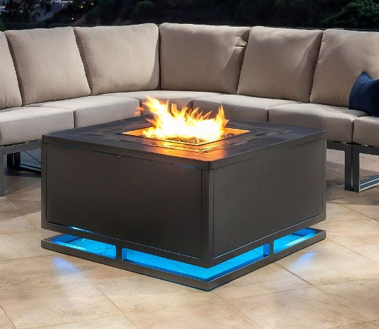 Zen Fire Table