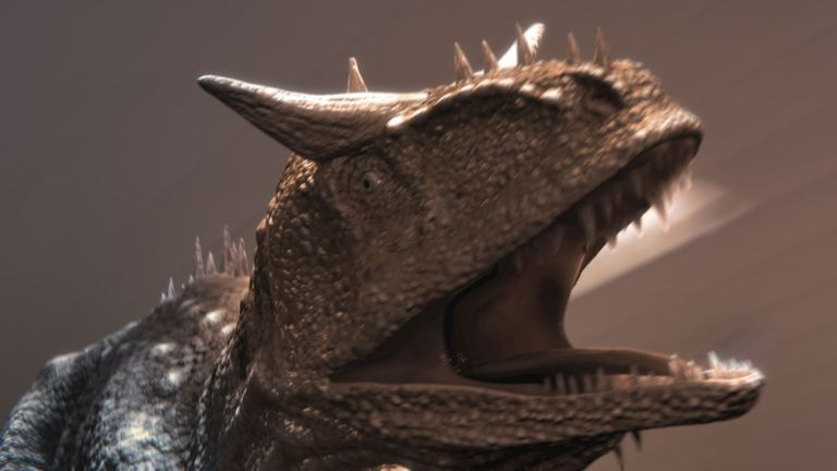 "Film: ""Age of Dinosaurs"" 2012"