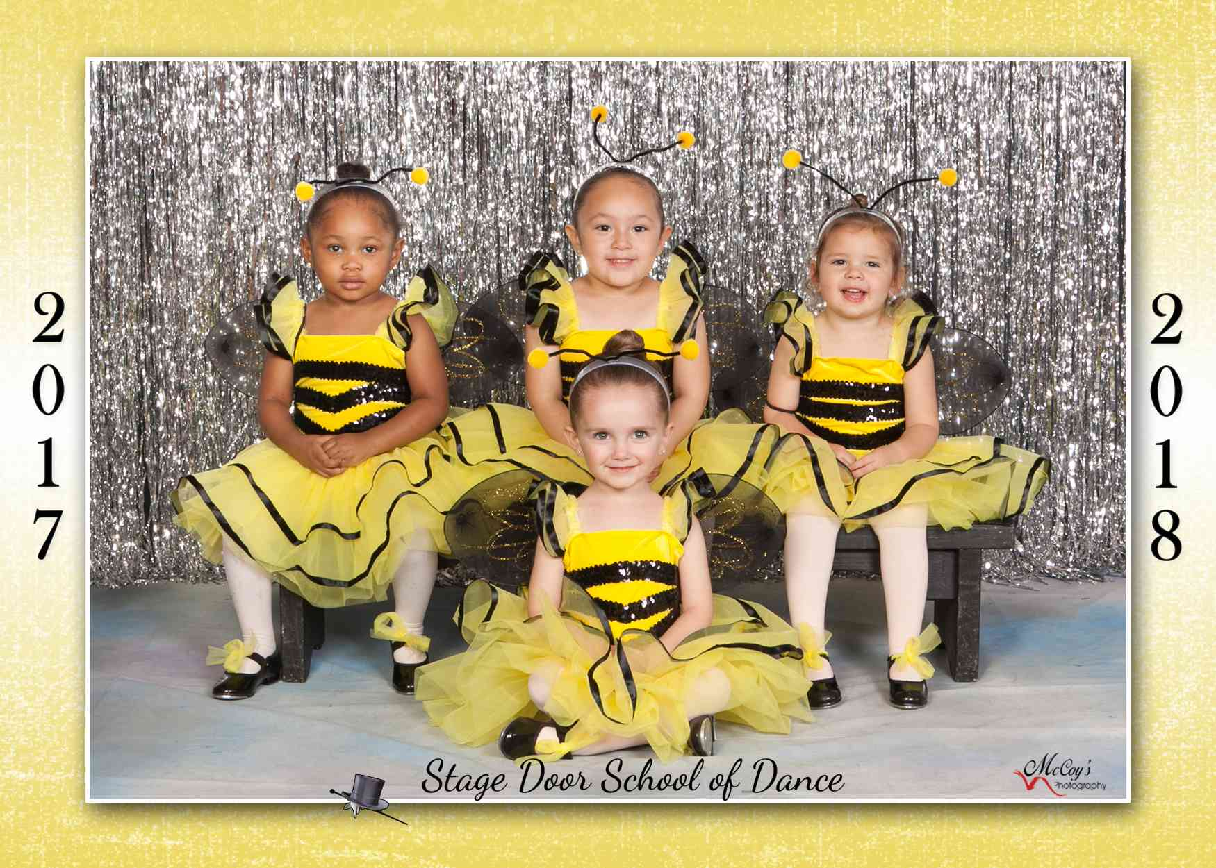 Magical Honey Bees