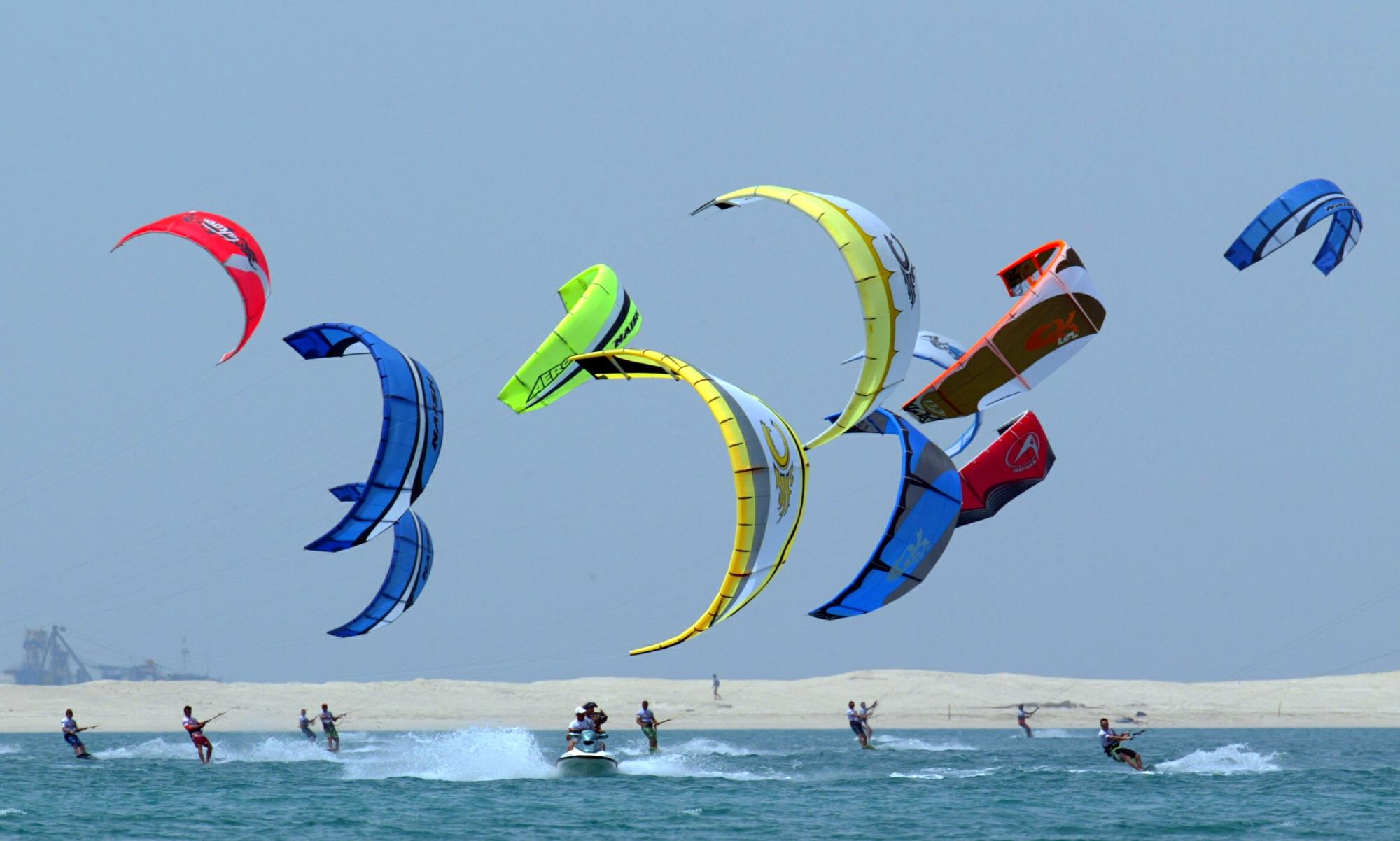 Kite_Surf_Event_Dubai 2002