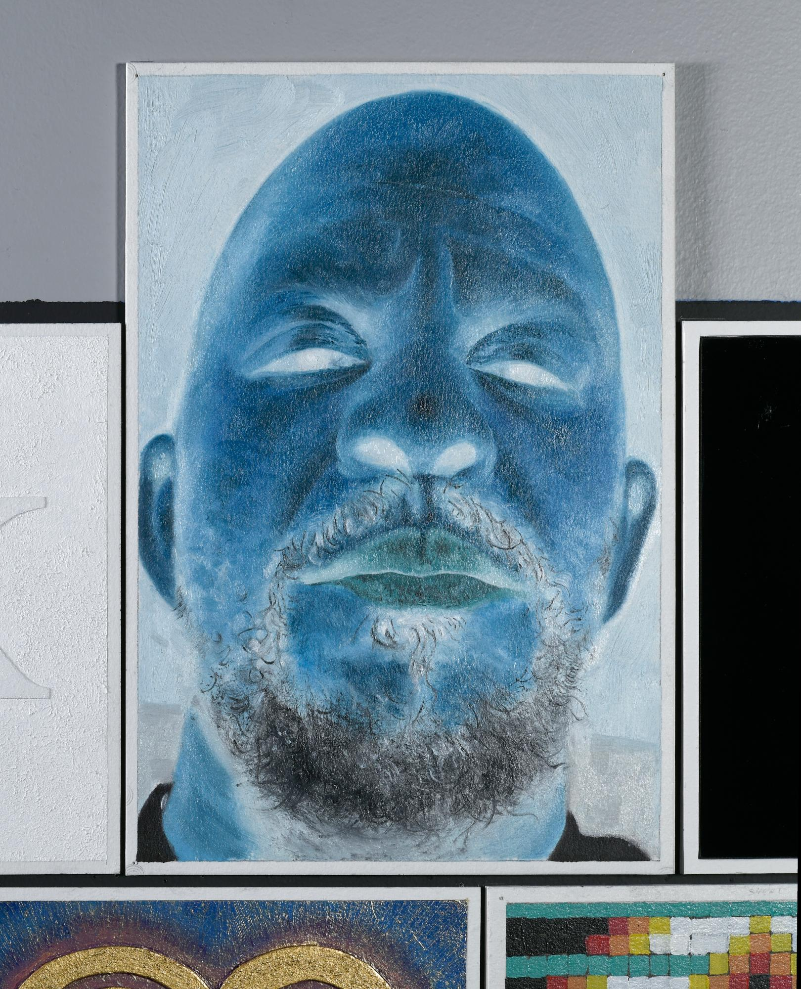 Michael Herbert Dorn (color-inverted)