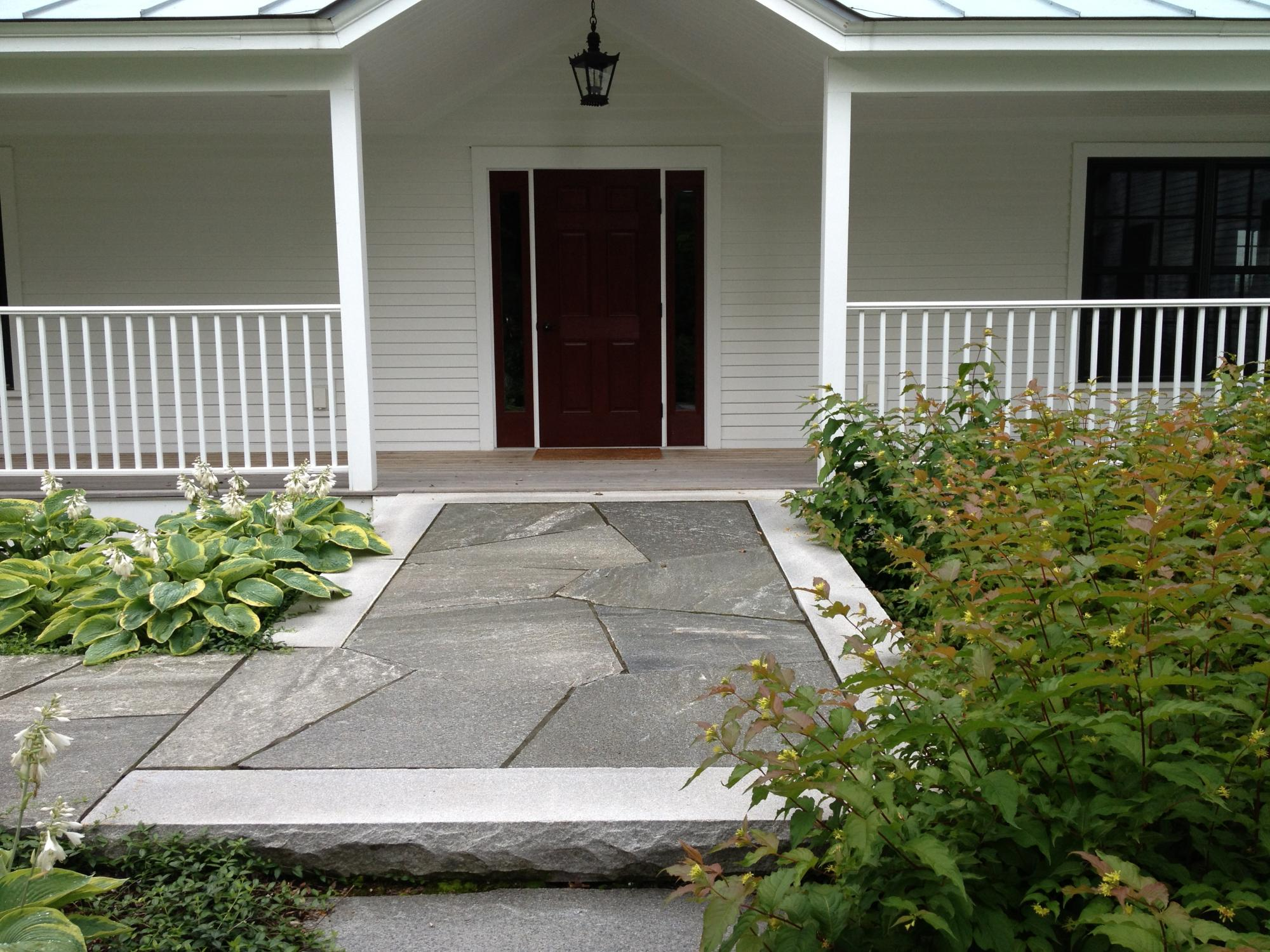 front entrance handicap accessible