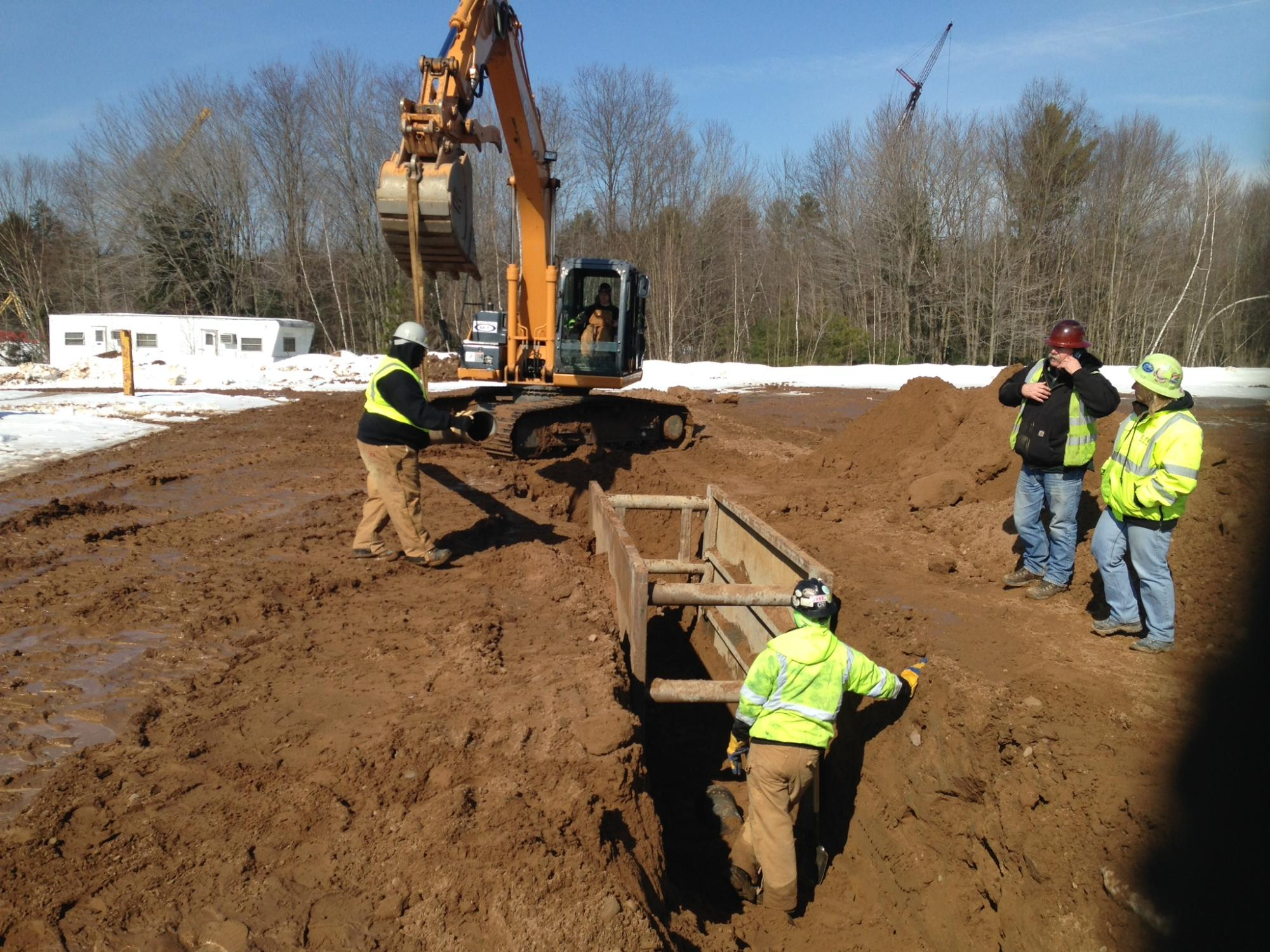 Excavation & Trenching