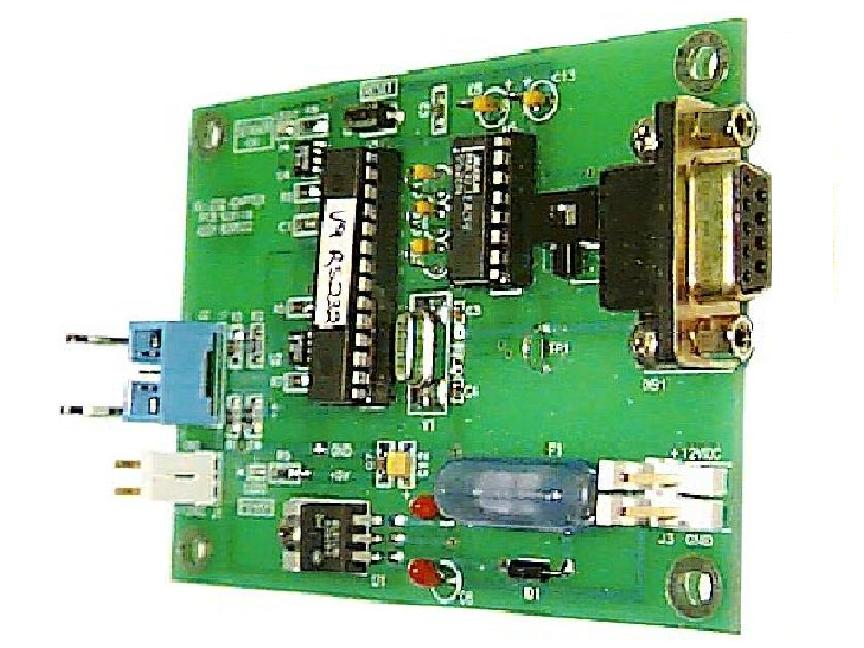 RS232 Adapter Board