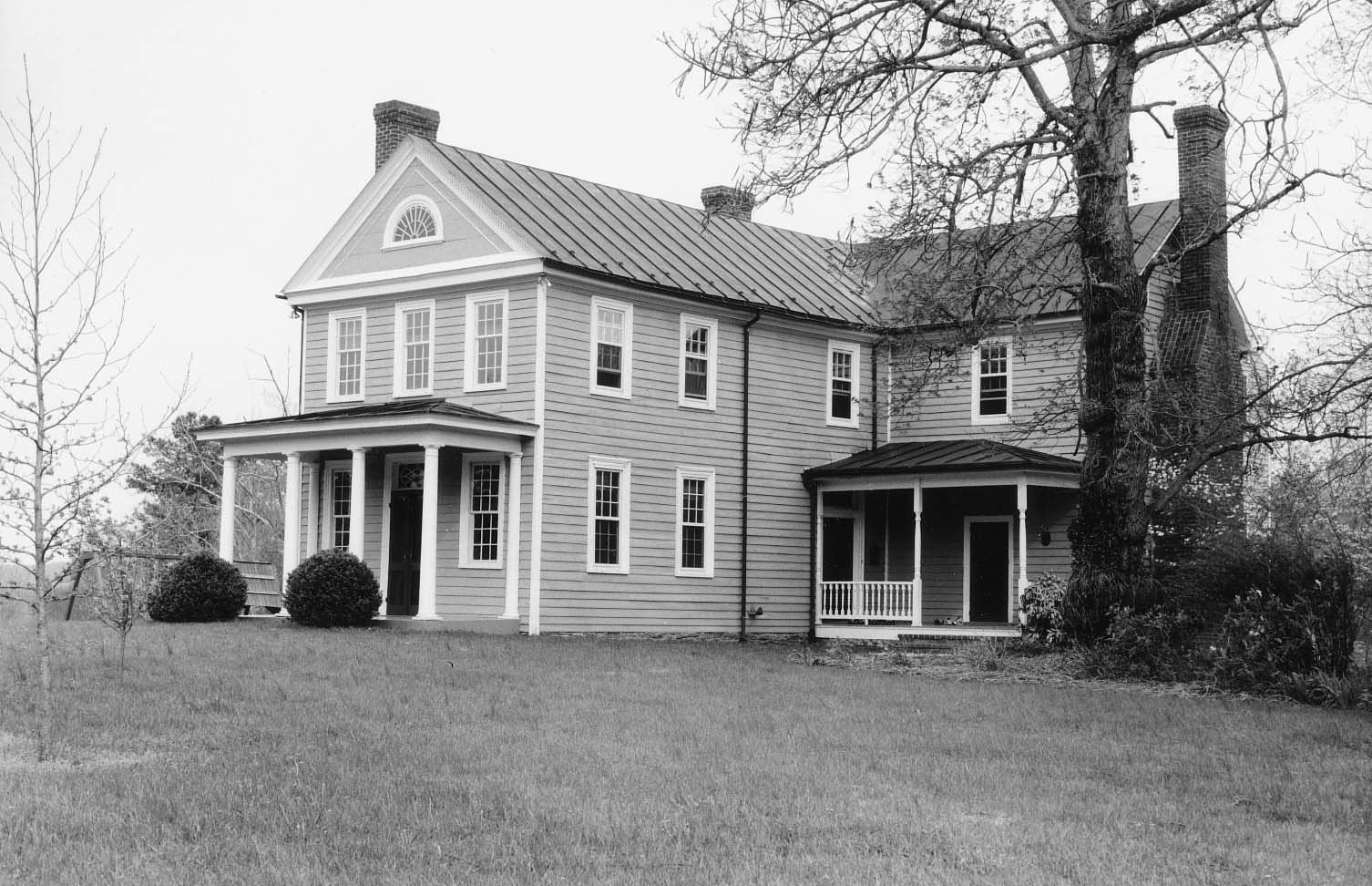 Woodstock Hall Tavern (renovated)(VLR 4th edition;VDHR)