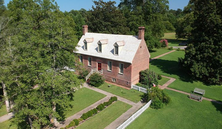 Smith's Fort/Warren House