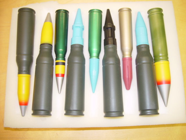 Ordinance Rounds