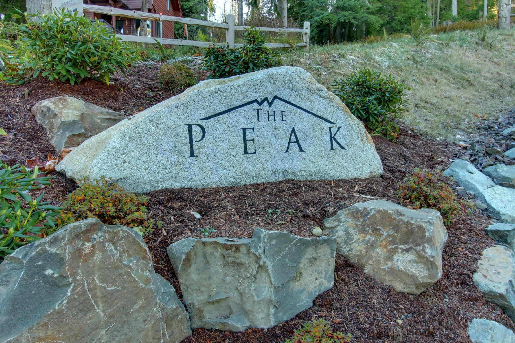 Welcome to Peak!