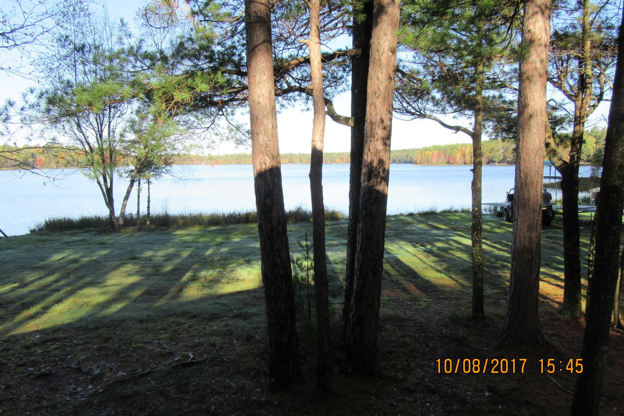 View of Meta Lake from Walleye Cottage