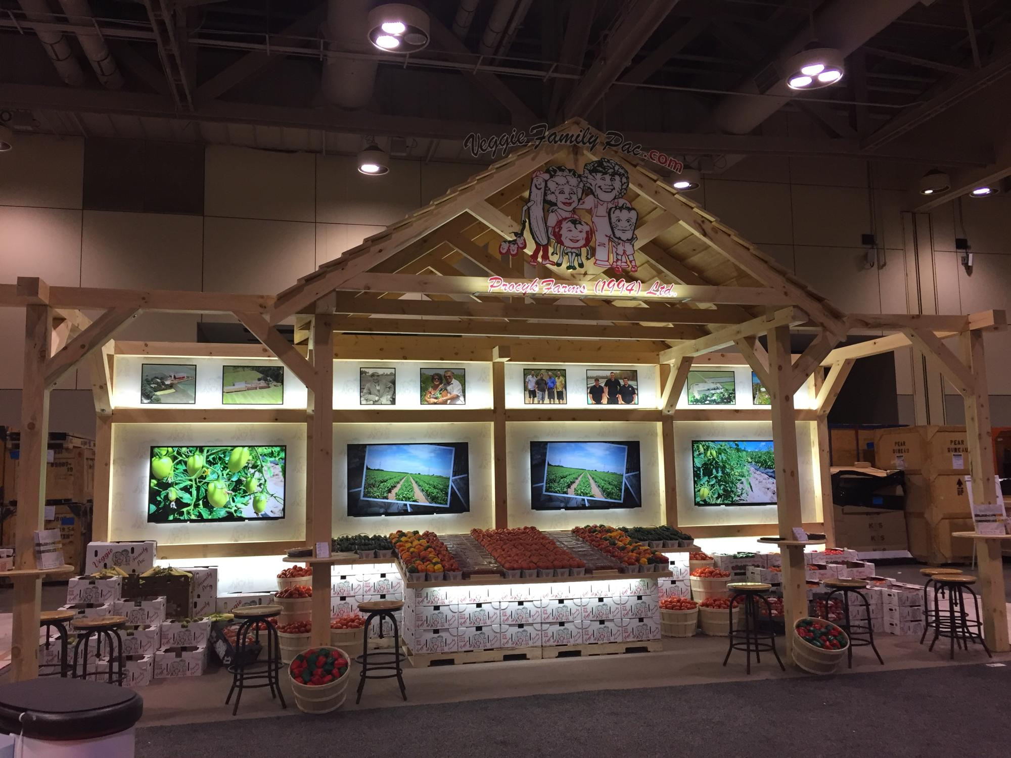 2017 CPMA Trade Show Booth