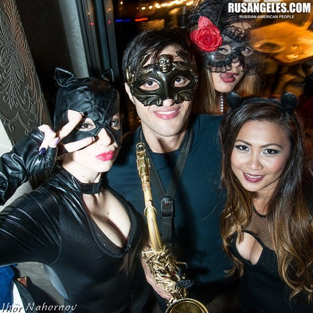 Los Angeles Halloween 2014