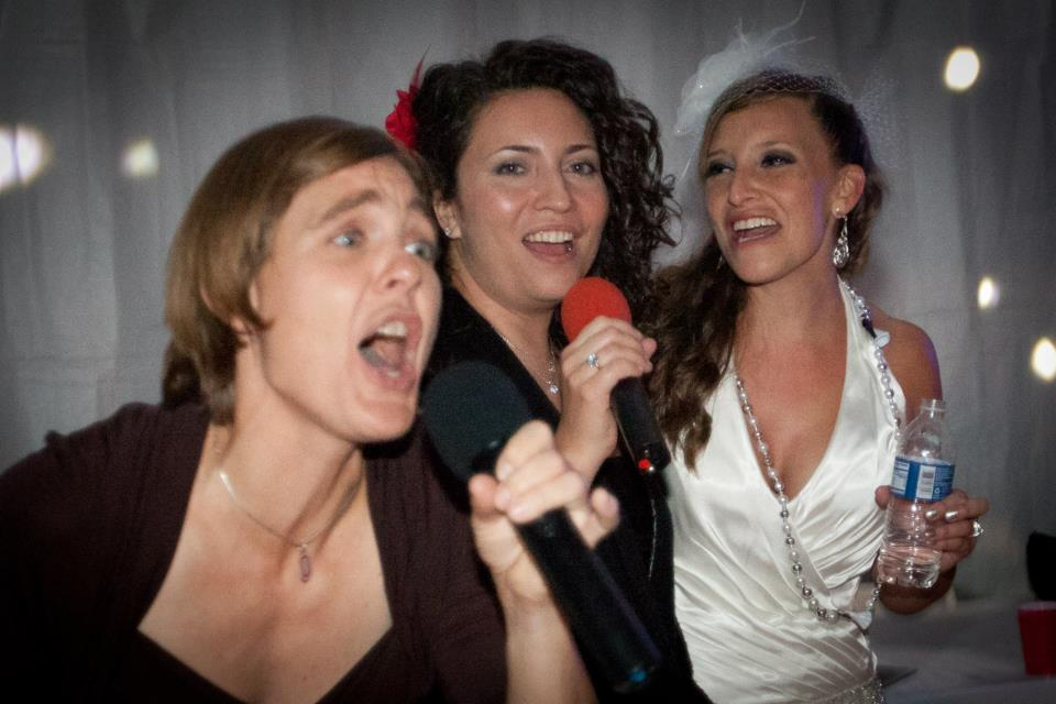 Bride & Friends Karaoke 1