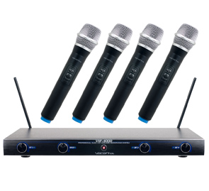 Wireless Karaoke Mics