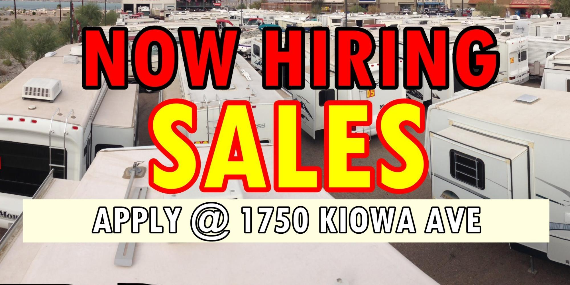 HIRING Sales Team Members