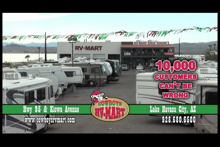 Cowboys RV Mart, Lake Havasu