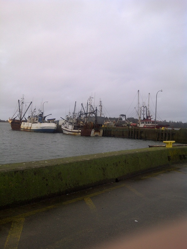 Fishing Vessels at Port of Yarmouth