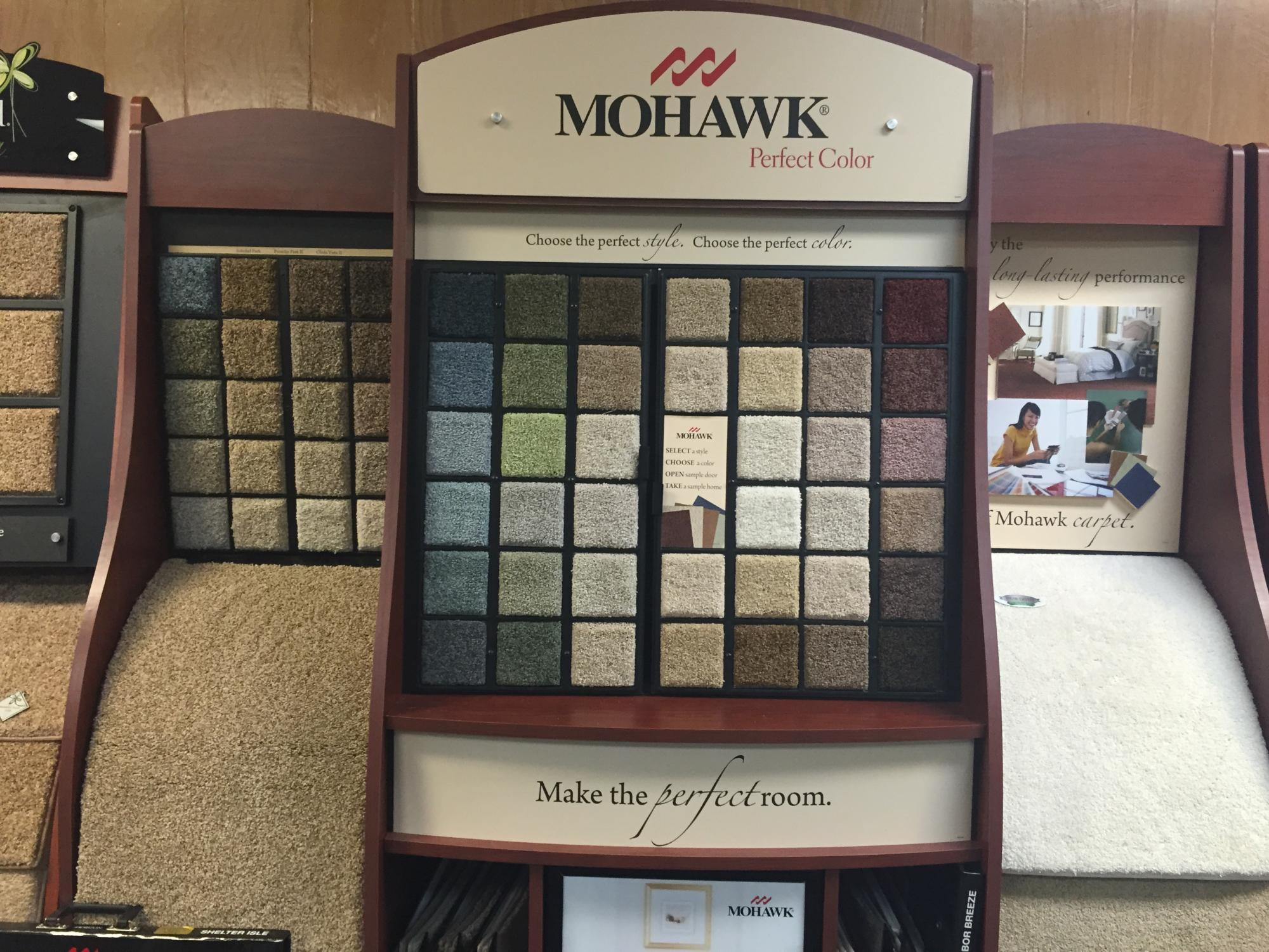 Mohawk Color Wall