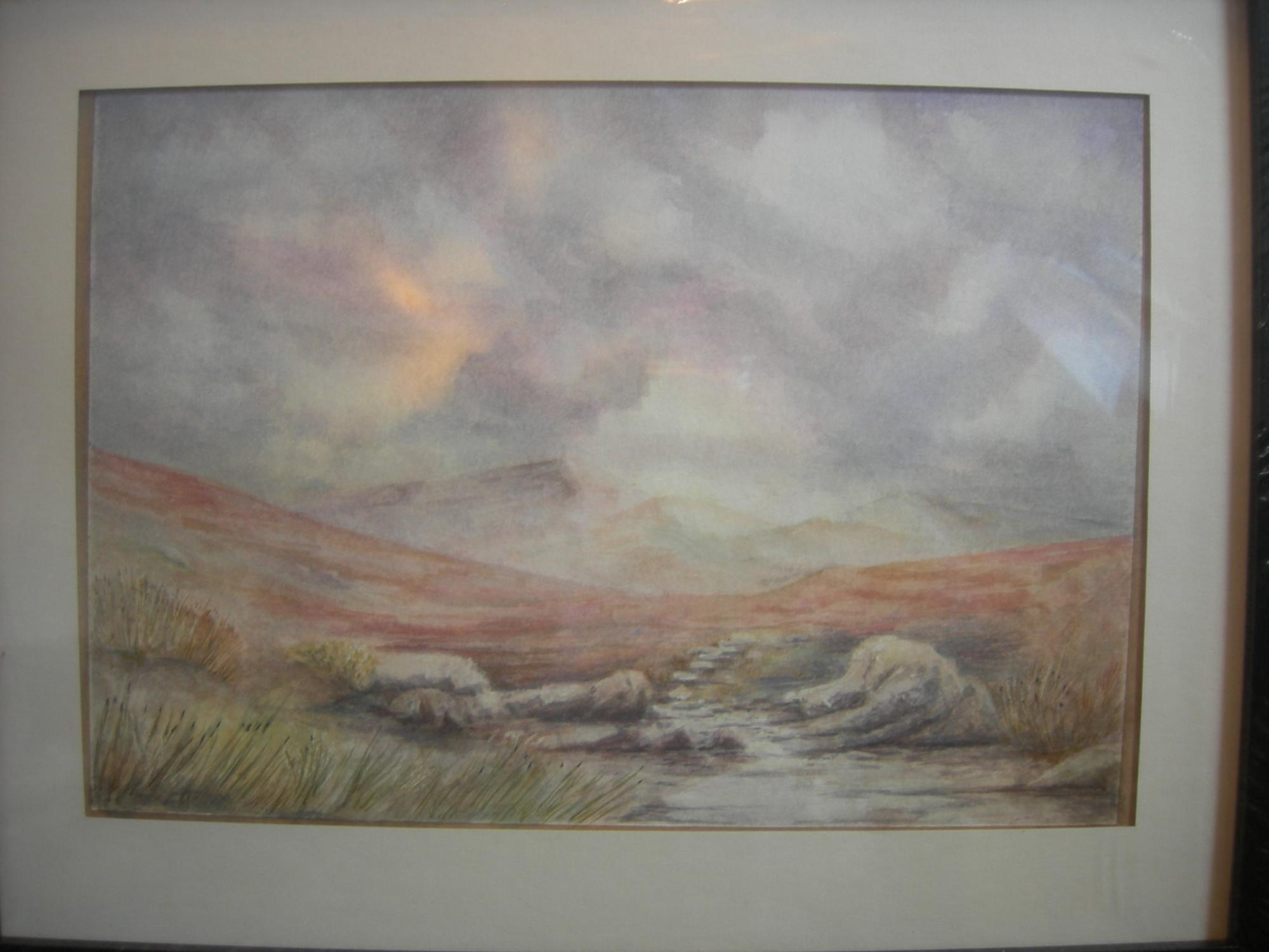 """HOUND TOR, DARTMOOR"" SOLD."