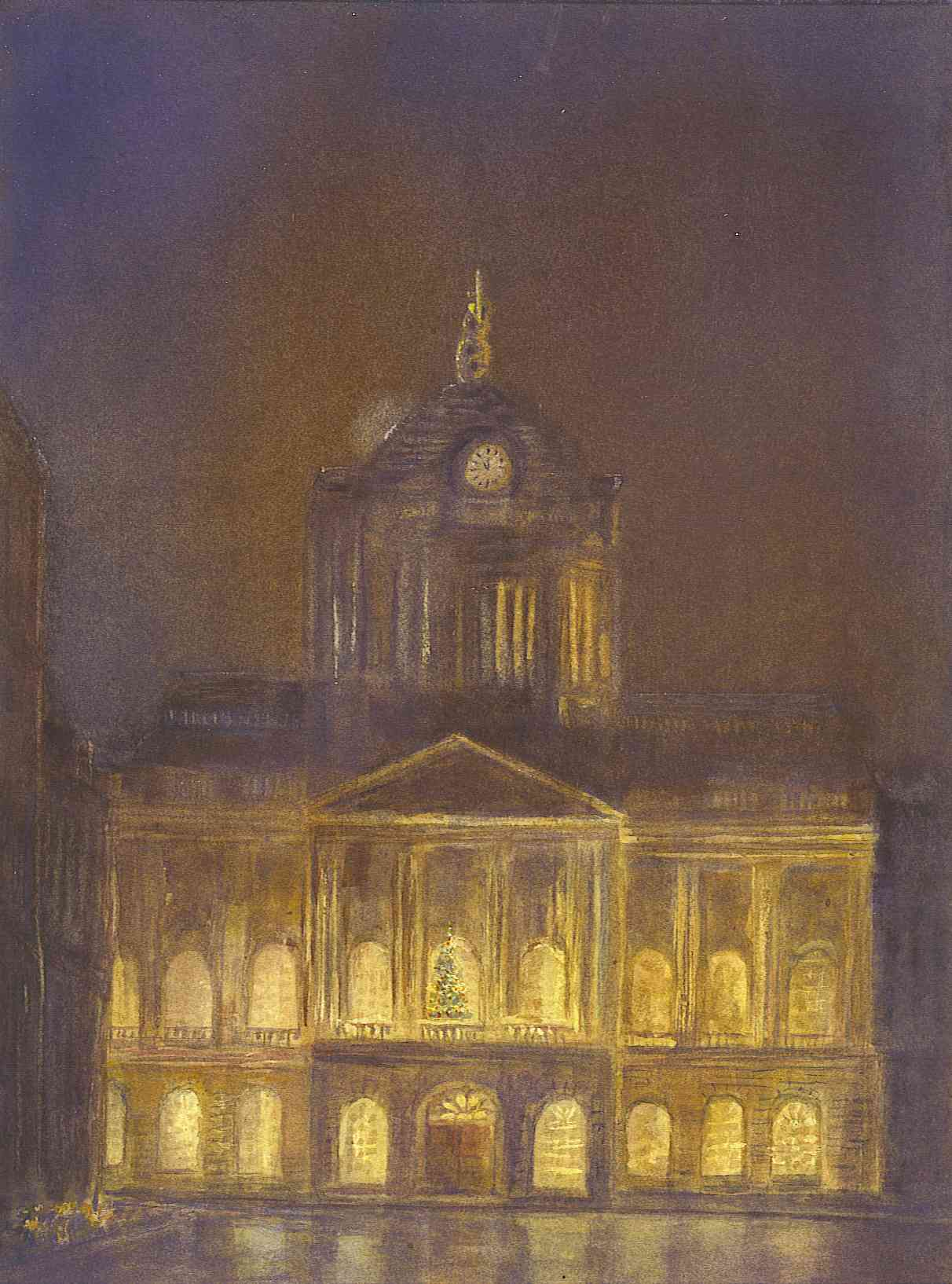 """LIVERPOOL TOWN HALL"" SOLD"