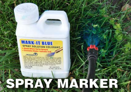 Grass Pad Spray Marker