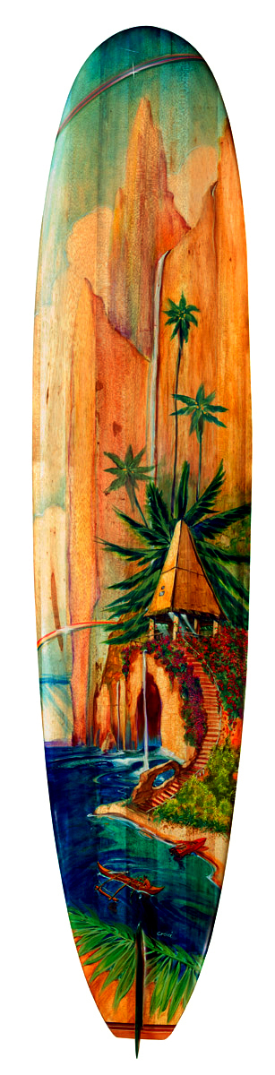 PACIFIC  FANTASY. 9FT. BALSA