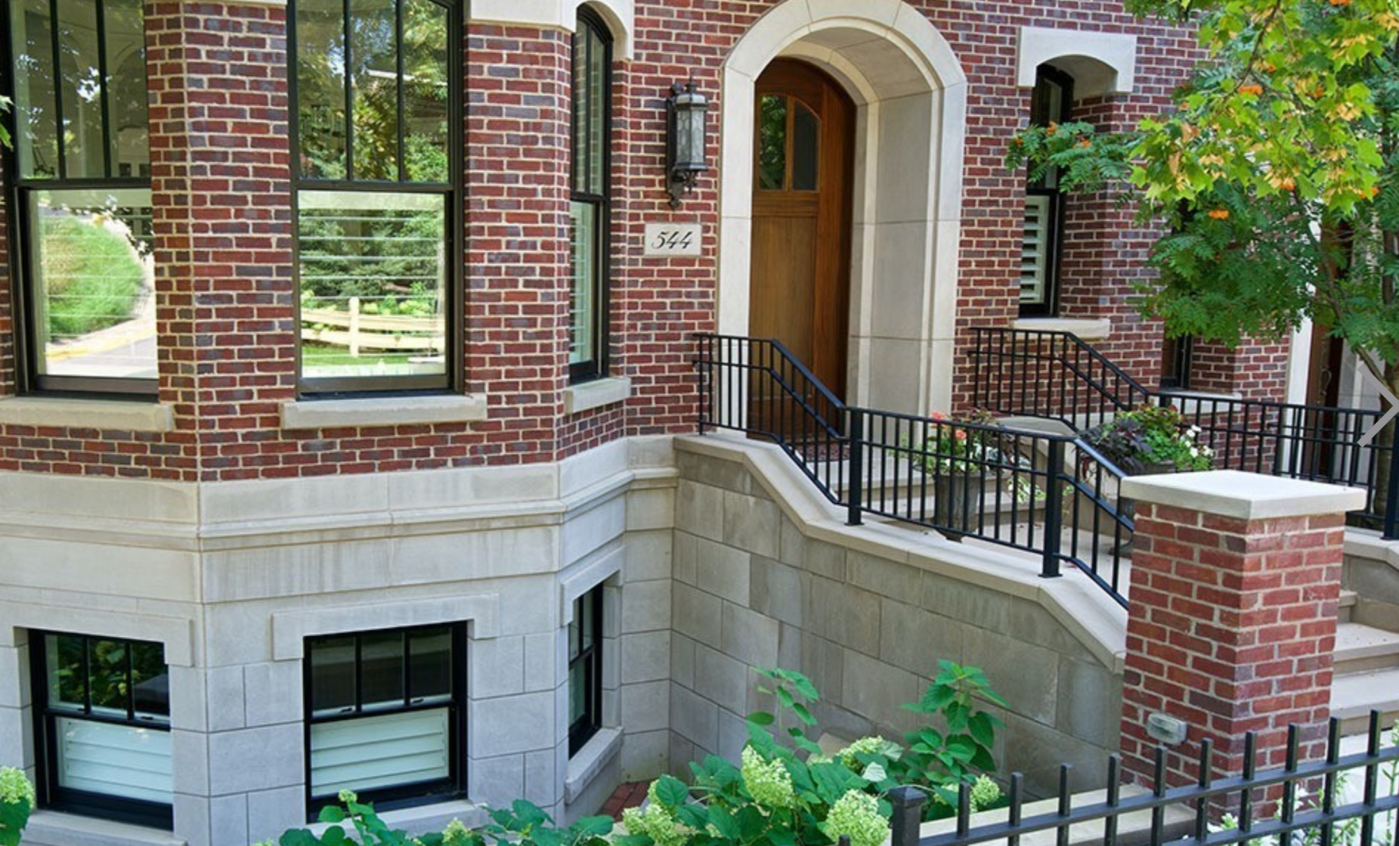 Indiana Limestone Brownstone