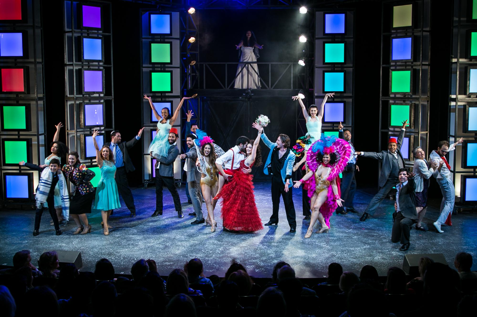 On Your Feet, Aurora Theatre, March 2020, Directed by Justin Anderson
