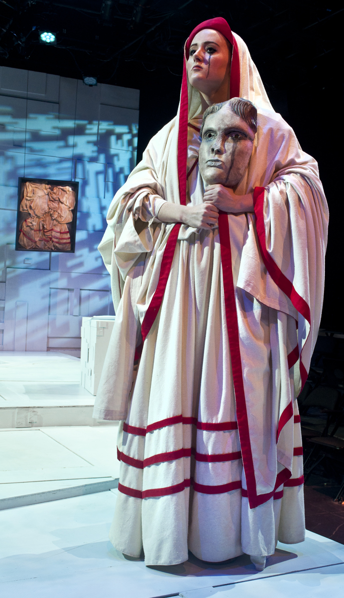 Antigone Project, University of West Georgia Theatre Company