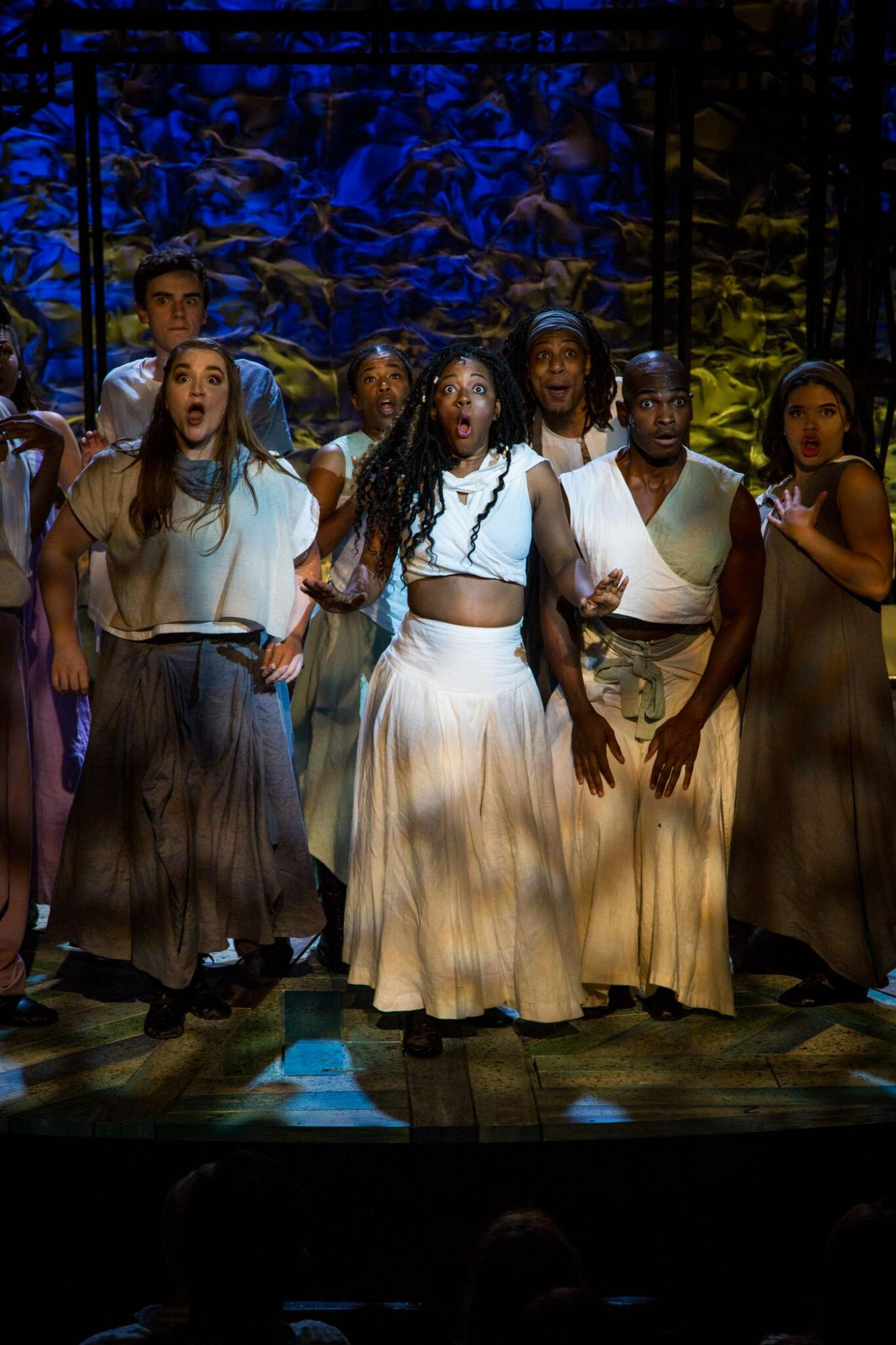 Children Of Eden, Aurora Theatre, July 2019, Directed by Justin Anderson
