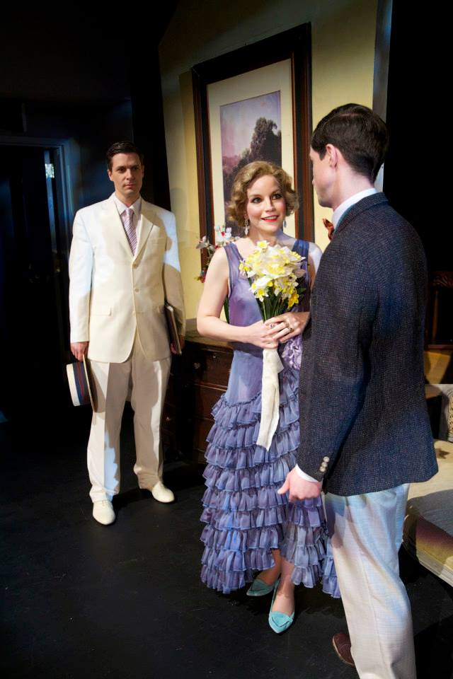 The Great Gatsby, Georgia Ensemble Theatre/ Photo by Dan Carmody
