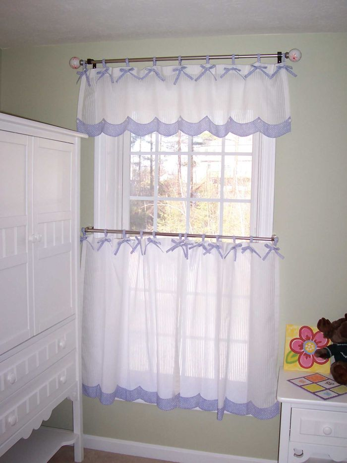 Baby Room Cafe Curtain