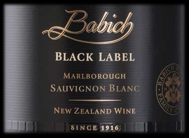 Babich Black Label Wines