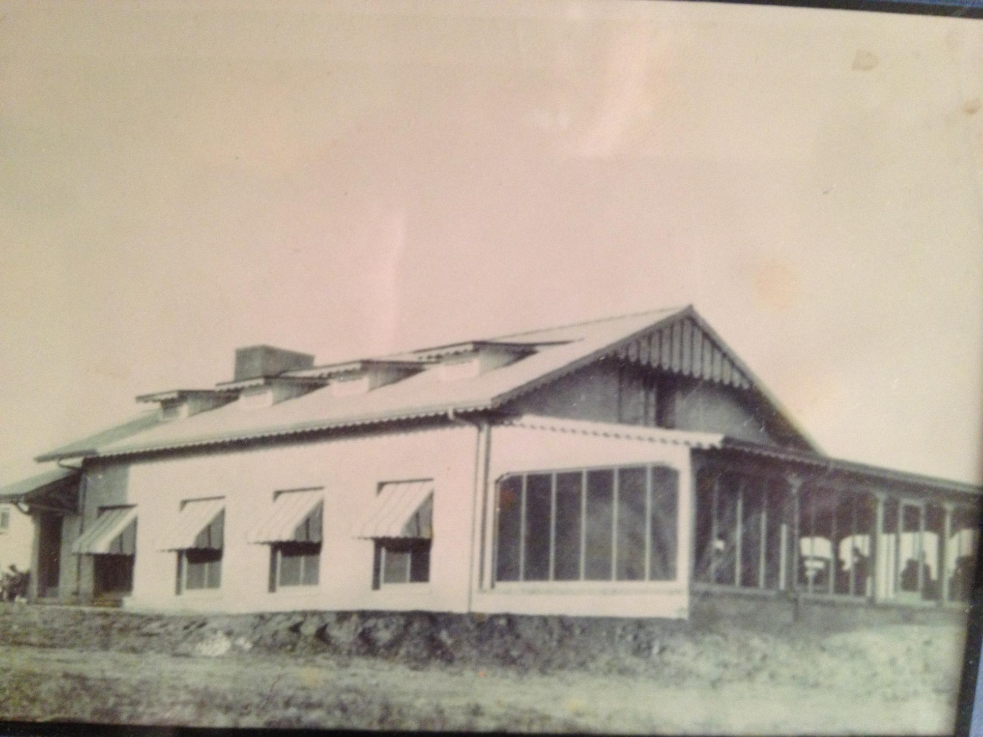1925 Clubhouse photo