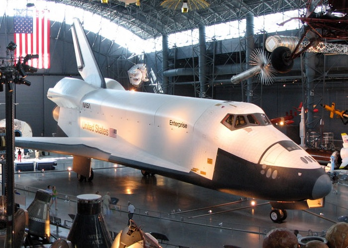 Space Shuttle at the Intrepid Museum