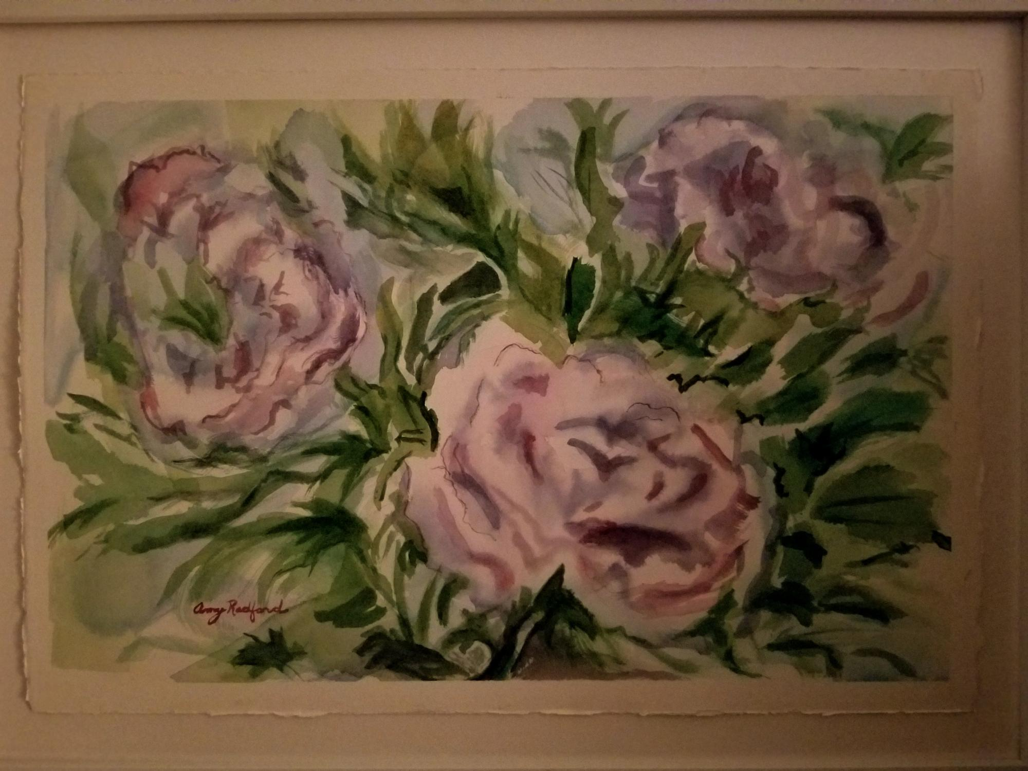 Peaceful Peonies