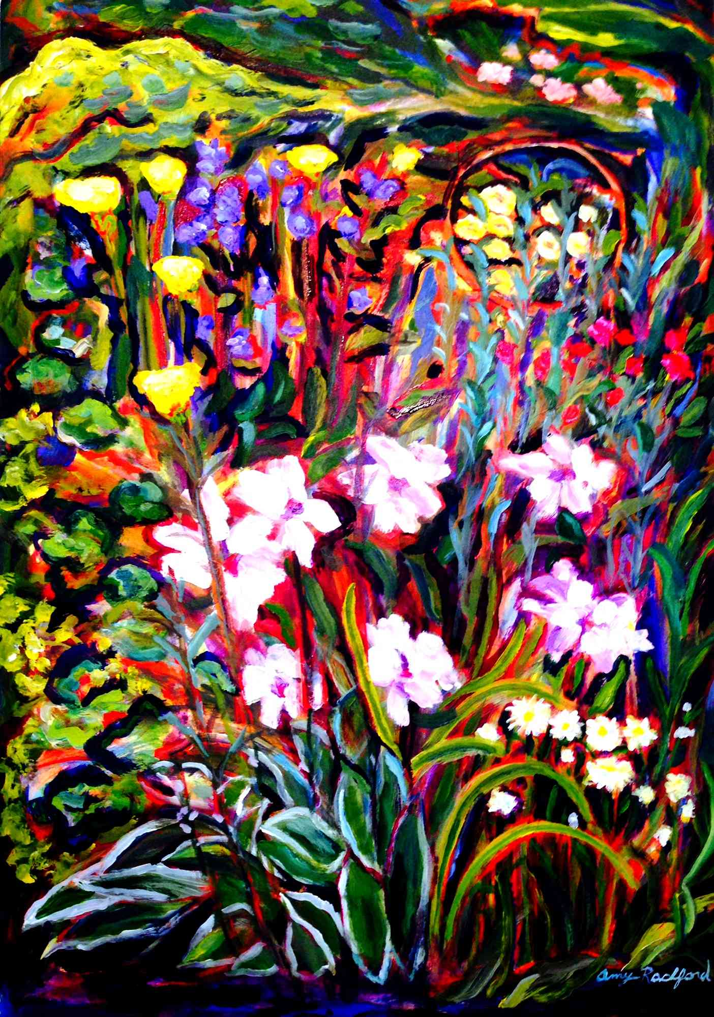 Riverview Garden Impressions-15x22