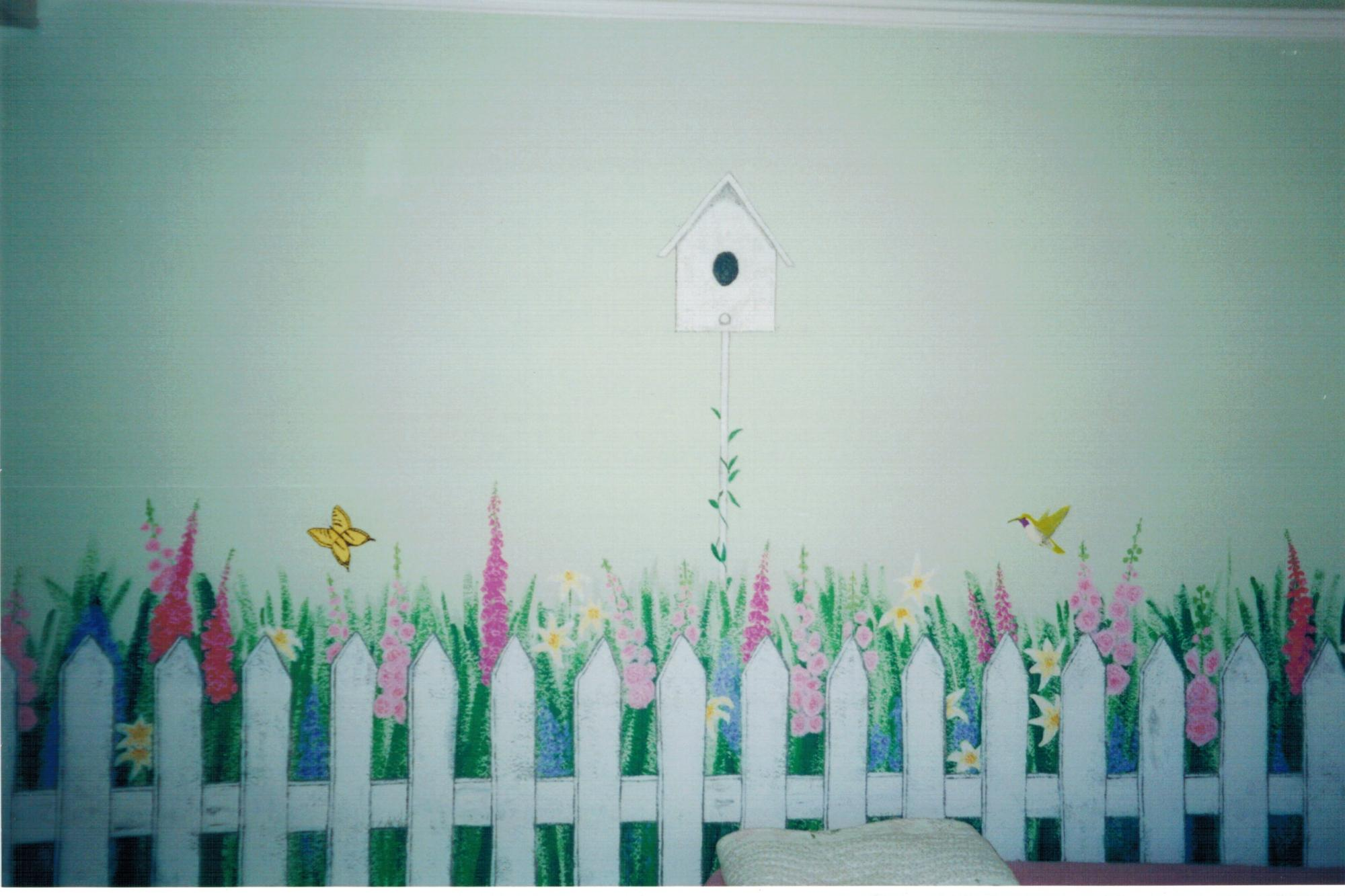 Princess Garden-Birdhouse