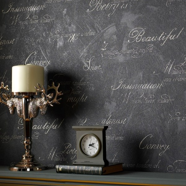 Chalkboard Finish