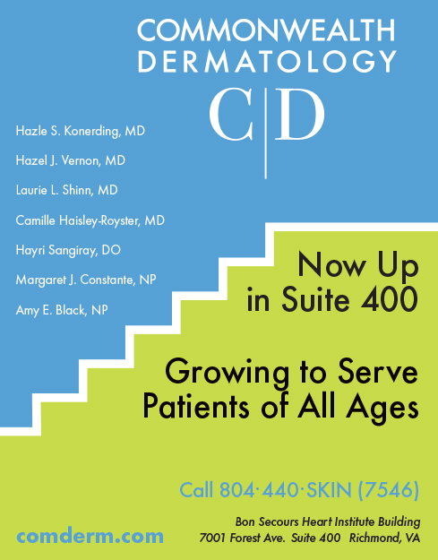 Commonwealth Dermatology Ad