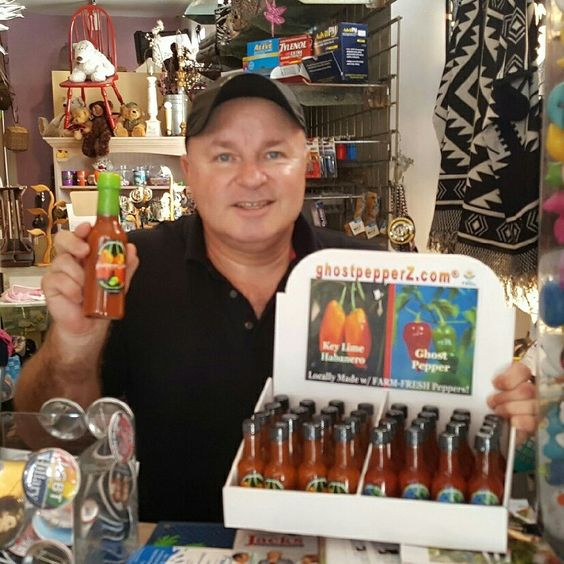 ghost pepper hot sauce in Lake Worth