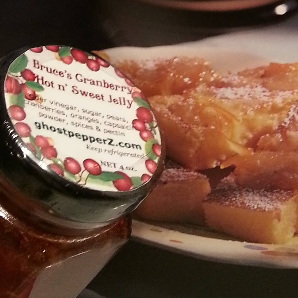 pepper jelly with french toast