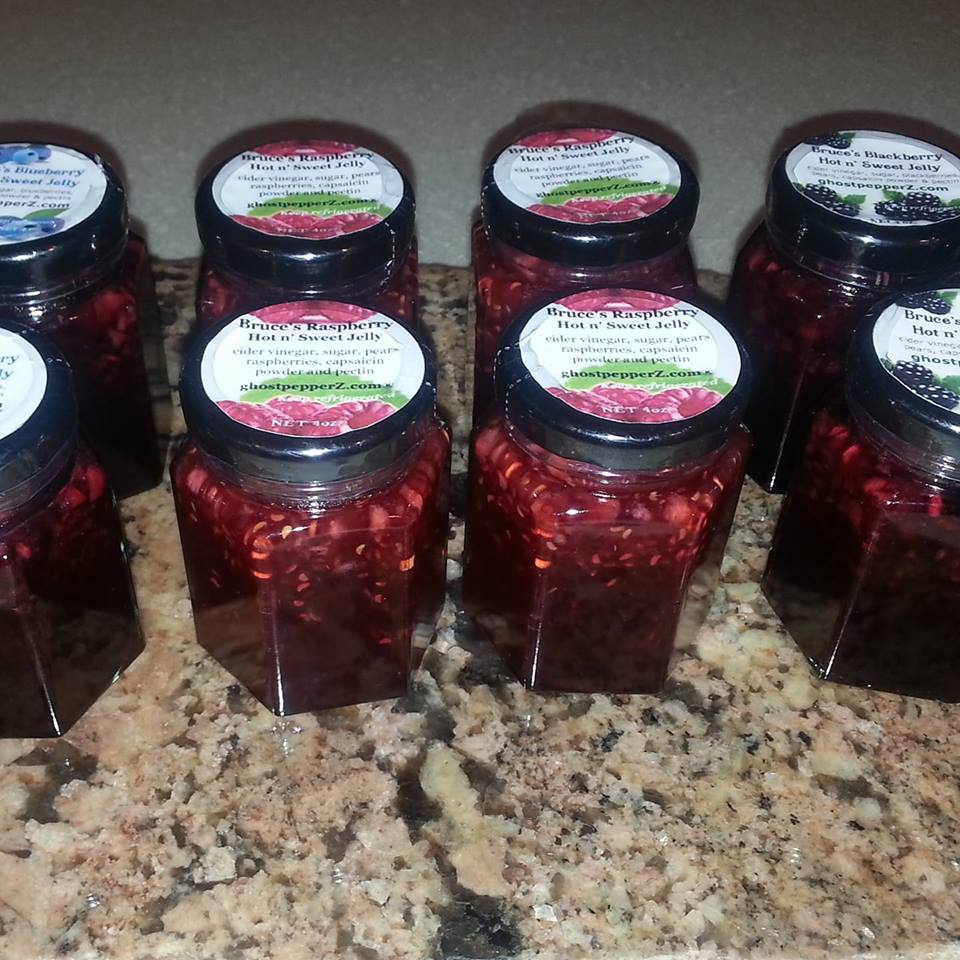 berry pepper jelly